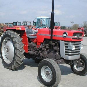 Reconditioned Used Massey Ferguson 100 Series Tractors