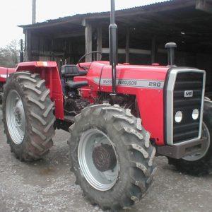 Reconditioned Used Massey Ferguson 200 Series Tractors