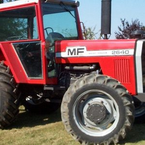 Reconditioned Used Massey Ferguson 2000 Series Tractors