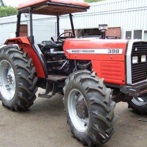 Reconditioned Used Massey Ferguson 300 Series Tractors