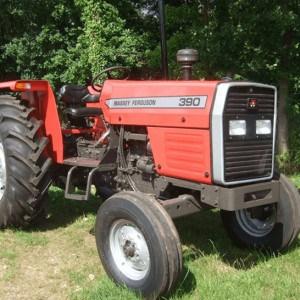 Reconditioned Used Massey Ferguson Tractors